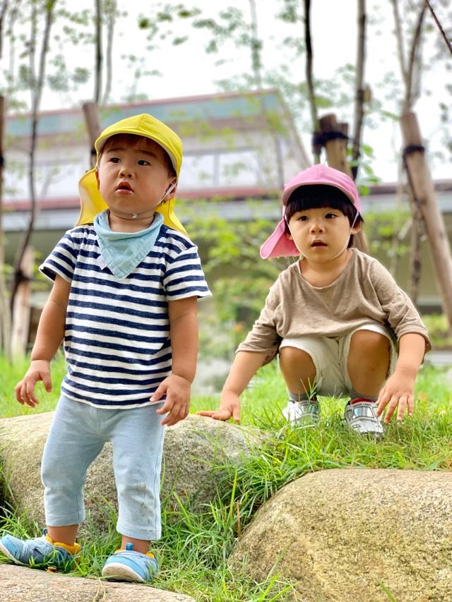 わかば保育園 園児の笑顔4