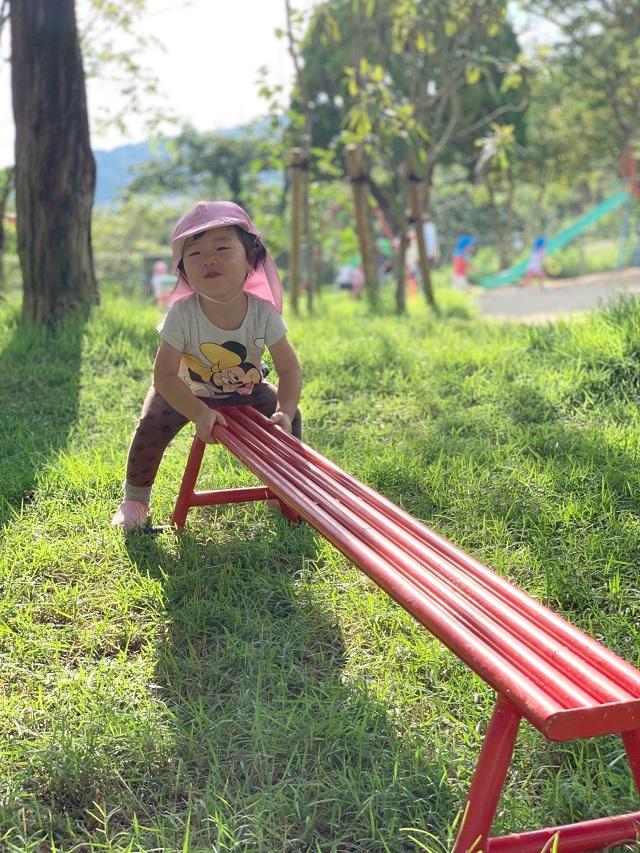わかば保育園 園児の笑顔1